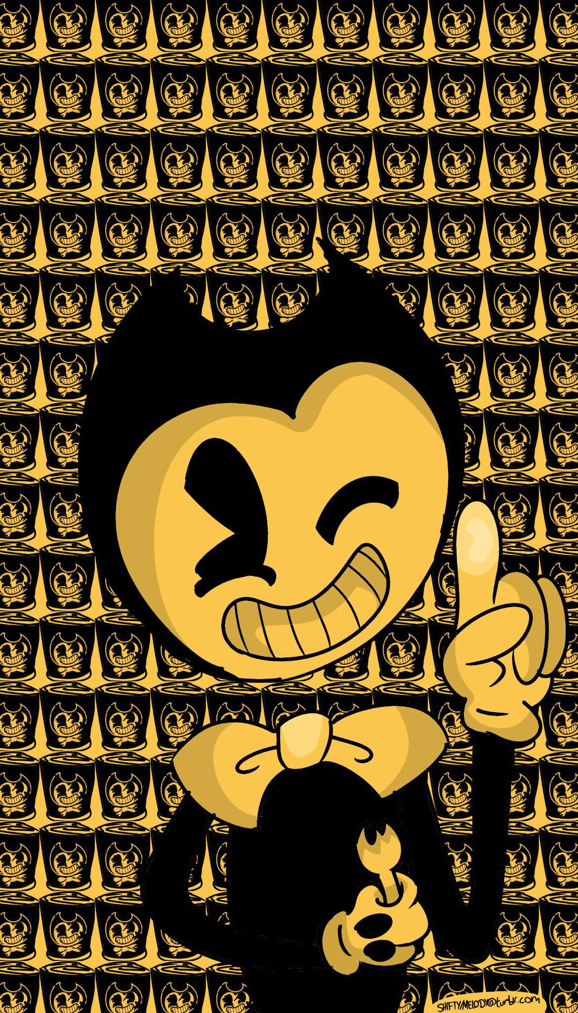 Ma Wallpaper Bendy And The Ink Machine Amino