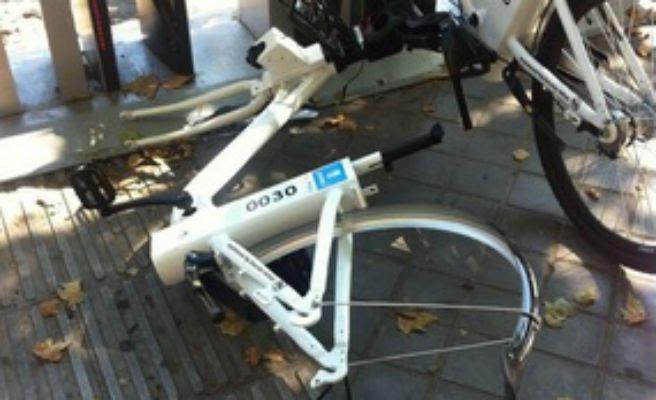 BiciMAD: 450 bicis arrancadas en lo que va de año, la mitad en el último mes y medio