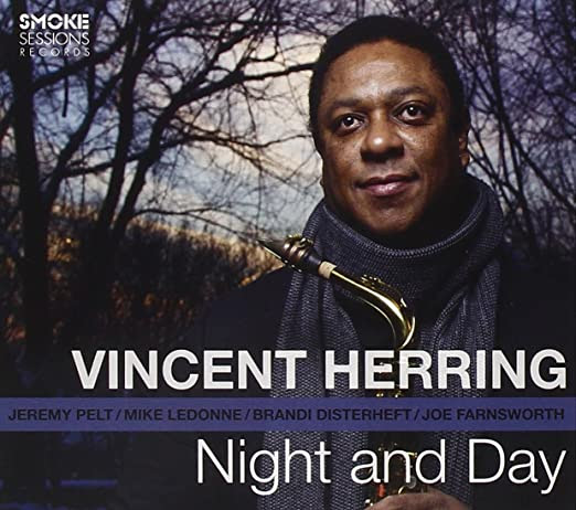 Vincent Herring - Night and Day cover