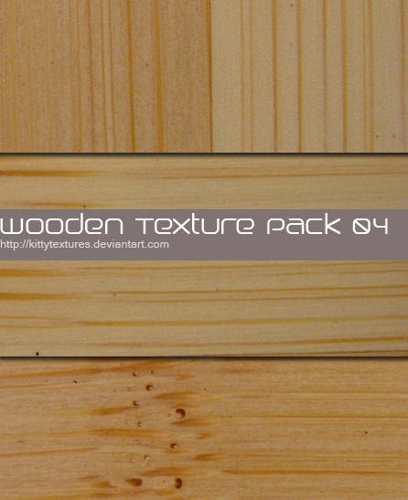 Wooden texture pack