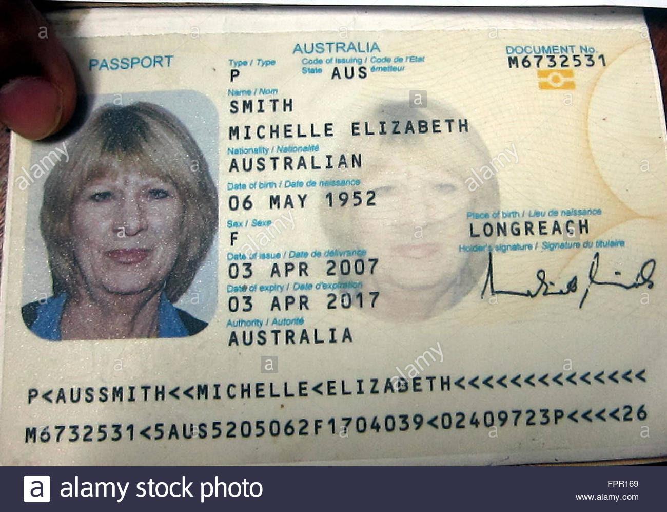 Expiry Date On Passport