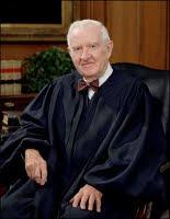 Supreme Court Justice John Paul Stevens, official portrait