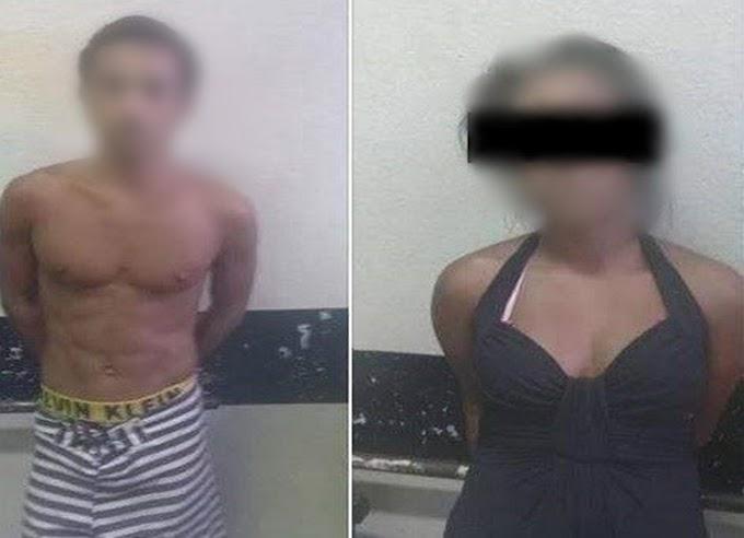Casal é preso após torturar e matar sobrinha de 6 anos e agredir mais 3 irmãos