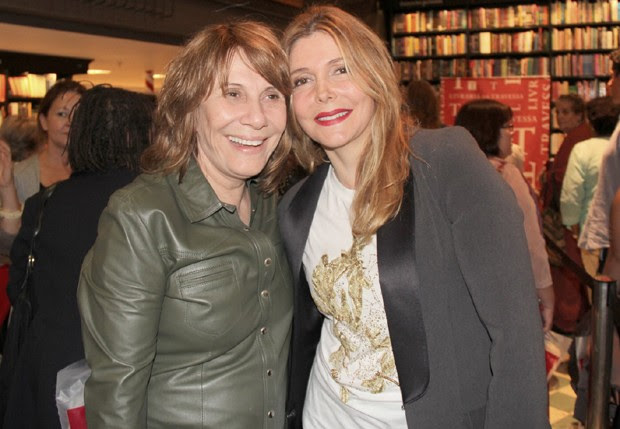 Renata Sorrah e Maria Padilha (Foto: Alex Palarea/AgNews)