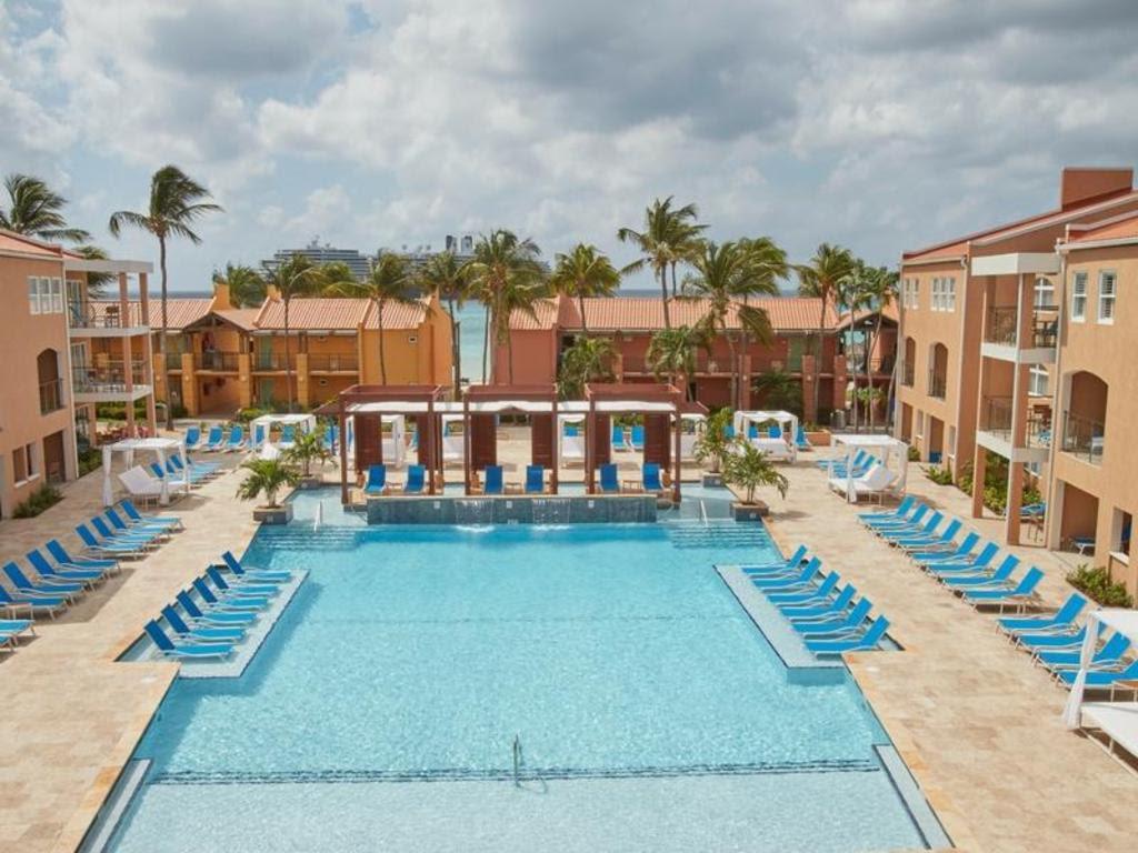 Divi Dutch Village Beach Resort in Oranjestad  Room Deals