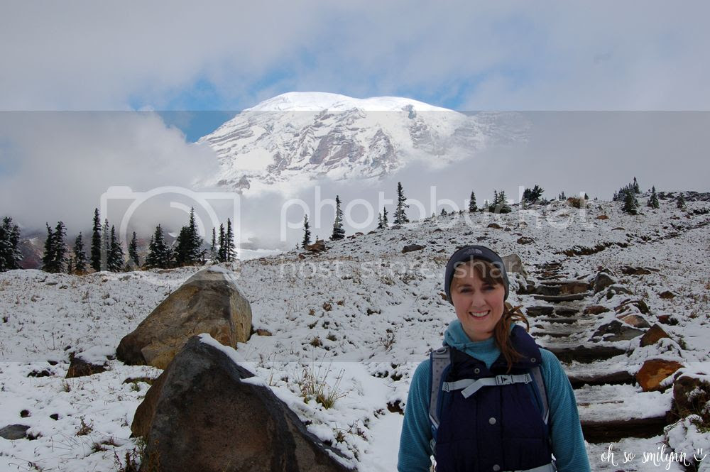 oh so smilynn: Pacific Northwest Vacation - Mount Rainier National Park