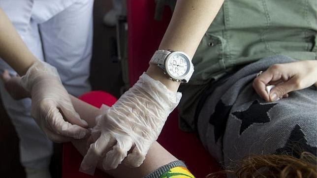 Cada donación de sangre salva tres vidas