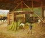 Engenho de açúcar da época colonial