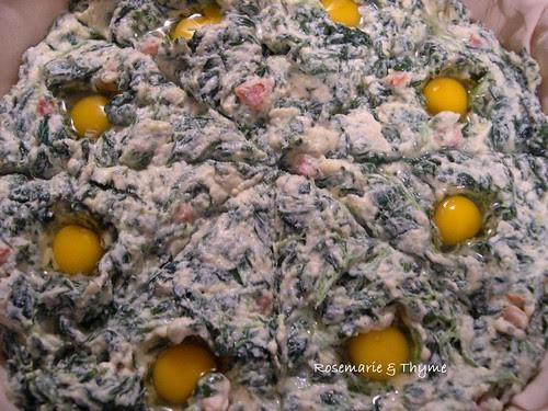 DSCN2106 - torta rustica con uova di quaglia
