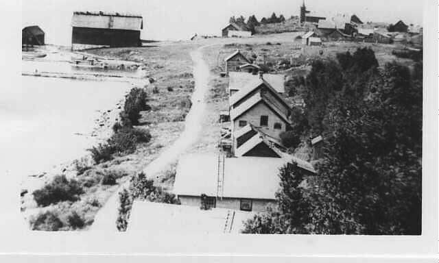 Silver Islet Cabins (~1900)