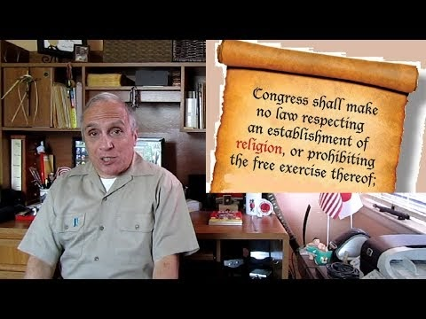 the issue of coercive prayer as stated in the first amendment of the us constitution Prevent coercive prayer in public schools 6 prevent coercive prayer in public schools the first amendment to the constitution of the united states of america.