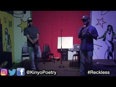Katy Mckenzie, Prince Ivy, Xavien Mac on Kinyo Poetry Live