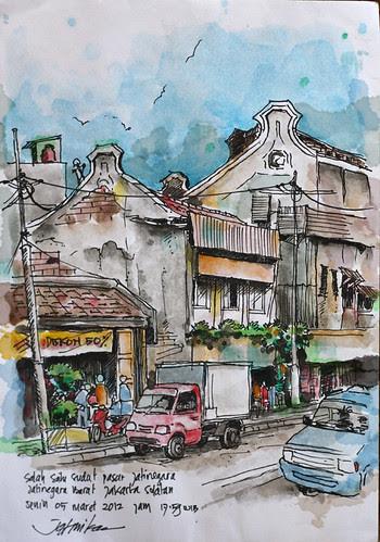 Pasar Jatinegara by mas_jati