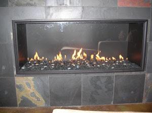 Propane Burner Installation