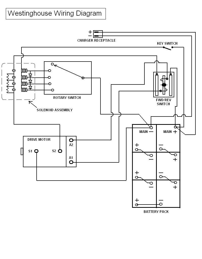 1995 Ez 36 Volt Wiring Diagram