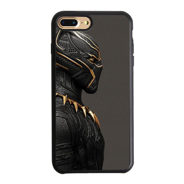 Black Panther Black Gold Custom Iphone 7 Plus Case Casecortez