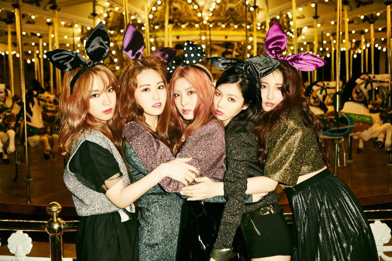4Minute - 4Minute World