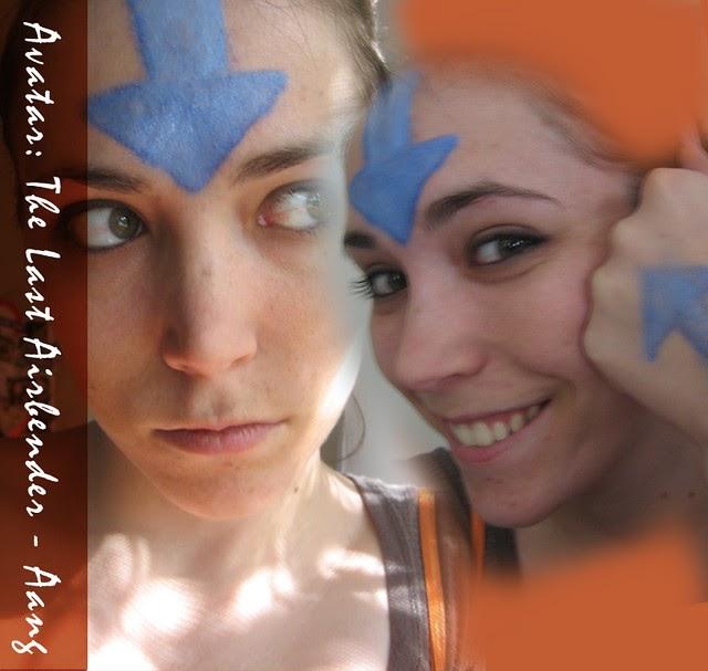 magiccatjenny  aang u0026 39 s arrow tattoos  avatar the last