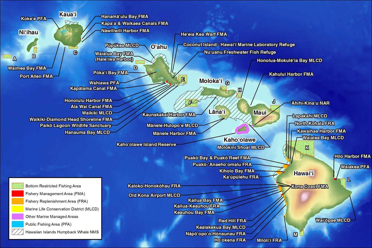 Division Of Aquatic Resources Regulated Areas