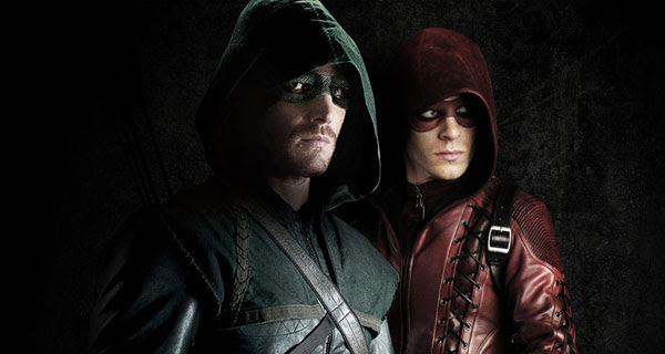 Arrow y Arsenal 2015