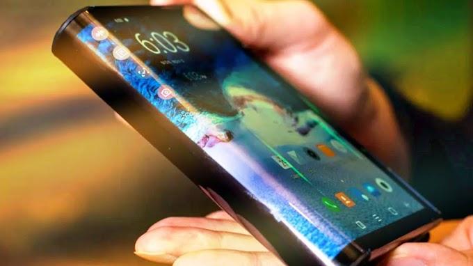 Смартфон Xiaomi сгибается втрое