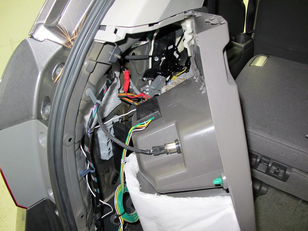 2013 Honda Odyssey Wiring Harness