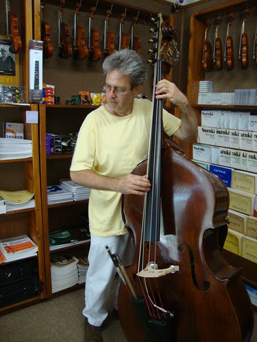 Cadenza Violins, Shreveport: Chris Allen by trudeau