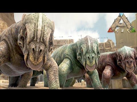 Ark リストロサウルス 卵 無料の印刷用ぬりえ