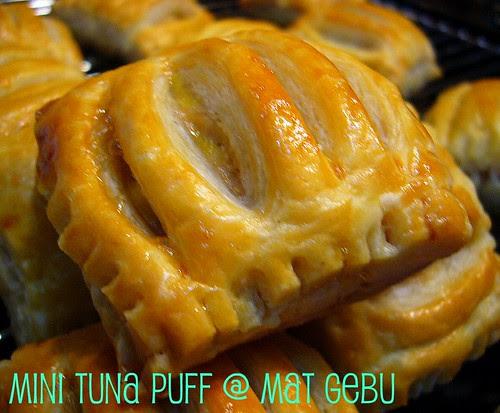 Mini Tuna Puff
