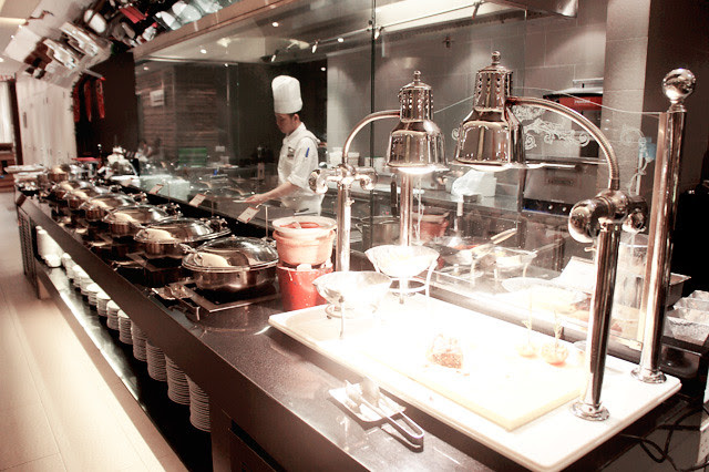 Straits Cafe buffet @ Rendezvous hotel 4