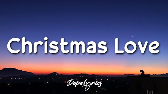 UV Rose - Christmas Love (Lyrics) 🎵