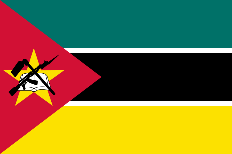 File:Flag of Mozambique.svg