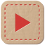 http://icons.iconarchive.com/icons/designbolts/hand-stitched/64/YouTube-icon.png