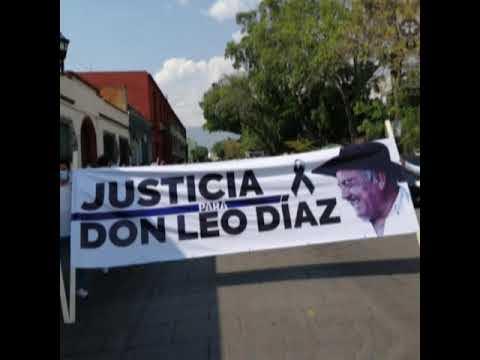 Marchan para exigir justicia