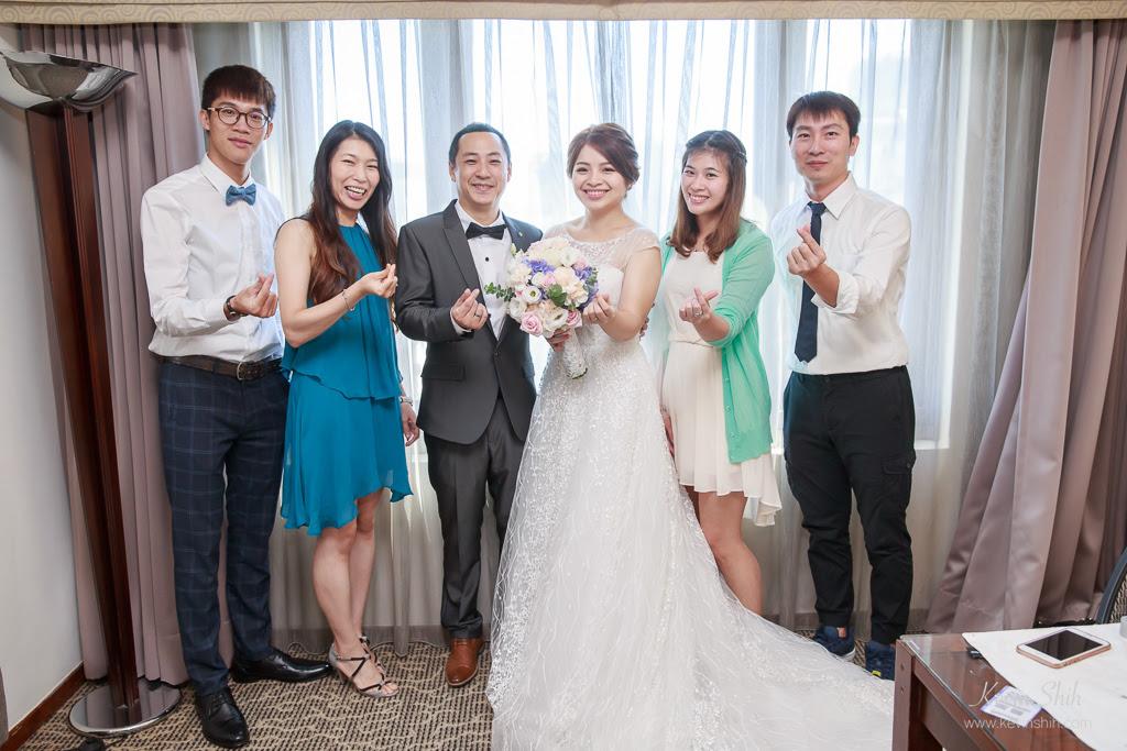 新竹福華迎娶婚禮紀錄-035