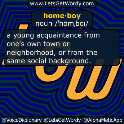 homeboy 10/10/2017 GFX Definition