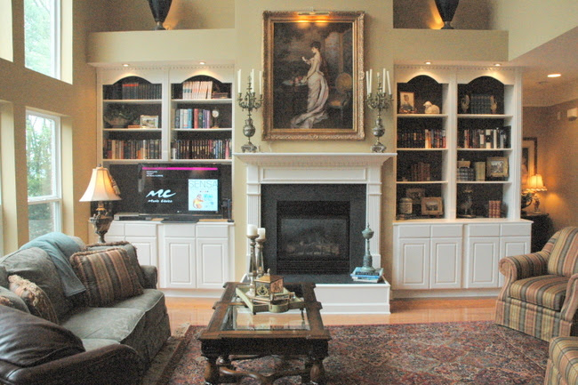 Balancing Your Living Room Furniture Arrangement