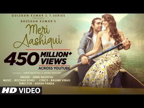Meri Aashiqui Lyrics | Jubin Nautiyal Songs Lyrics