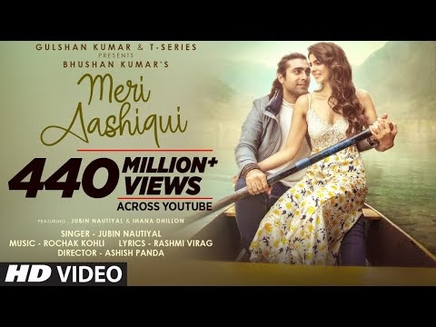 Meri Aashiqui Lyrics- Ft. Jubin Nautiyal