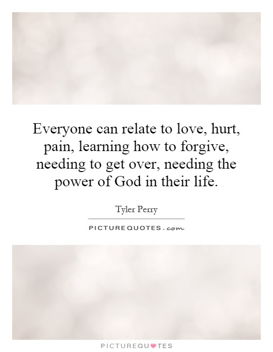 Everyone Can Relate To Love Hurt Pain Learning How To