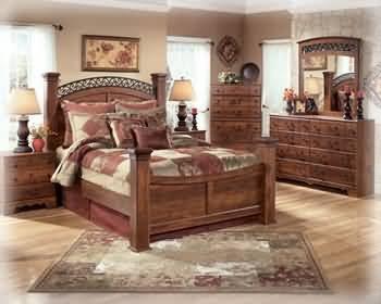 Ashley Furniture Timberline Bedroom Set