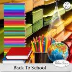 Back To School By Bellisima Designs