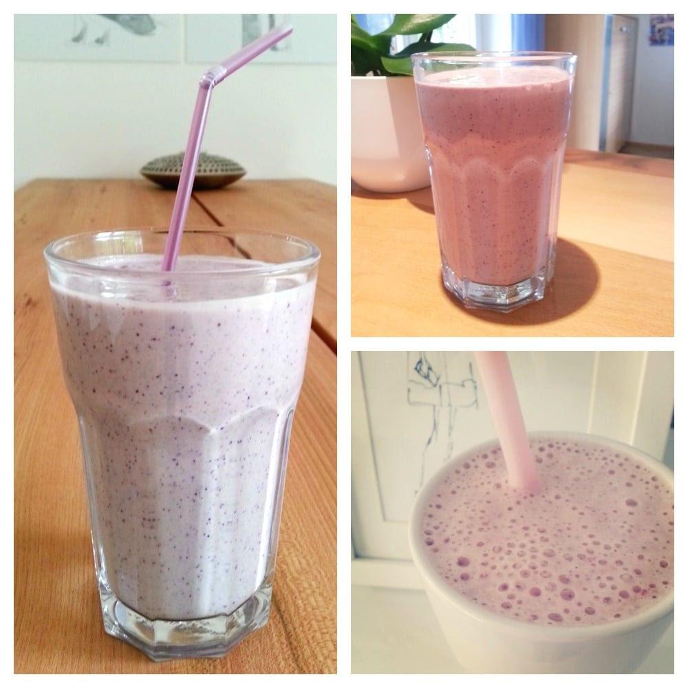 Shake it - Protein- & Eiweiß-Shakes einfach selbst gemacht!