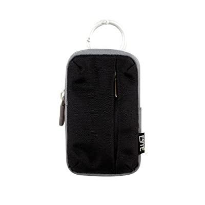 Olympus Stylus 1040 Carrying PORTA Nylon Camera Case with Hidden Pocket
