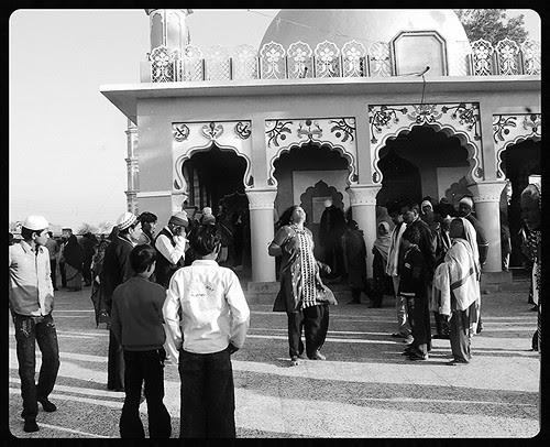 Possessed Woman at The Holy Shrine Hussain Tekri Jaora by firoze shakir photographerno1