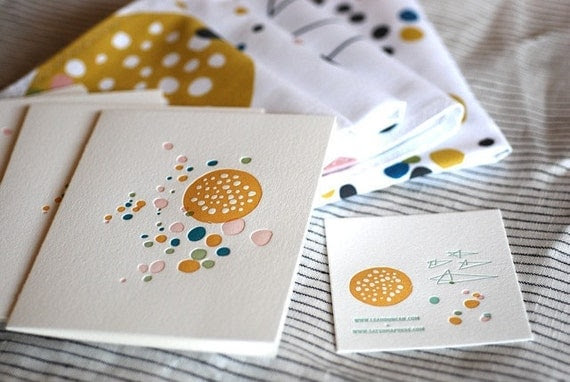 Satsuma Press & Leah Duncan Card Set