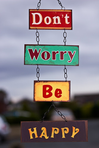 Don't Worry Be Happy by vandinglewop
