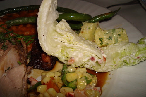 Pig Roast Dinner