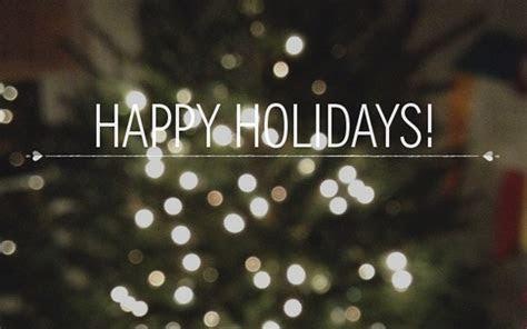 {happy holidays!}