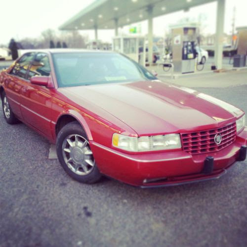 Purchase used 1995 Cadillac Seville STS Sedan 4-Door 4.6L ...